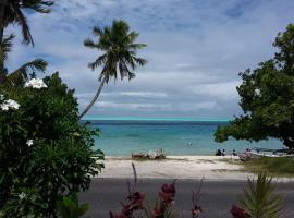 Bungalows Manuka, Bora Bora