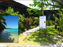 Cocos Seaview Apartments, West Island