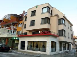 Contessa Hotel, Shumen