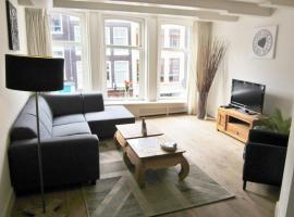 136-1Cozy Spacious Jordaan Apartment *Non Smoking*,