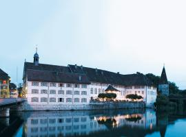 Hotel an der Aare Swiss Quality, Solothurn