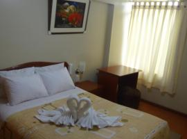 Hotel Sideral, Arequipa