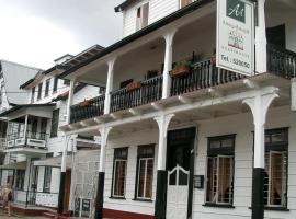Guesthouse AlbergoAlberga, Paramaribo