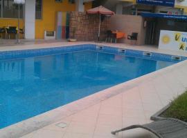 Hotel Vunge Kita Lobito, Lobito