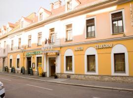 Hotel Alter Telegraf, Graz