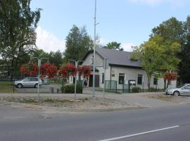 Latvijas Sarkanā Krusta viesnīca, Резекне