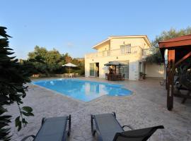 Jaime Villa Cyprus, Argaka