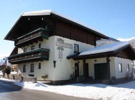 Pension Haus am Dorfplatz, Flachau