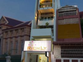 Richly Boutique Hotel, 金边