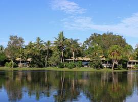 Sanctuary Lakes Fauna Retreat, Херви-Бэй