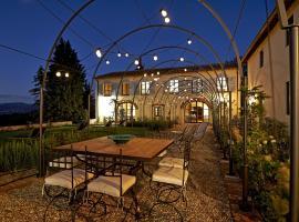 Villa Medicea di Lilliano, Grassina