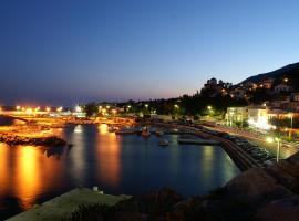 Akti Pension, Ágios Kírykos
