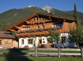 Appartement Beim Schuaster, Seefeld in Tirol