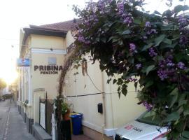 Penzión Pribina Nitra, Nitra