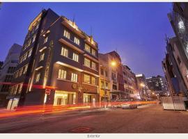 Hotel Bencoolen @ Hong Kong Street, Singapur