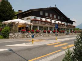 Gasthof zum Deutschen Rhein, Bendern