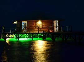 Isla Marisol Resort, Glovers Reef