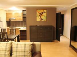 Apartment Gabdullina, Almatý