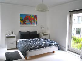 Economy Apartment - Copenhagen Zone,
