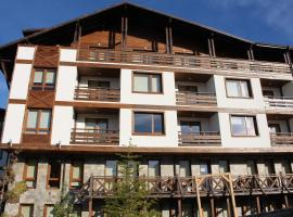 Apartment D26 in Green Life Ski and Spa, Bansko