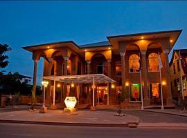 Sheva Hotel, Paramaribo