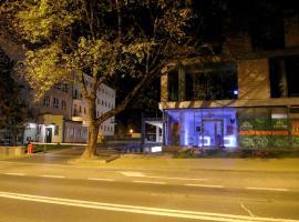 Rint - Centrum Leszczyńskiego Street, Lublin