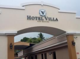 Hotel Villa San Miguel, San Miquel