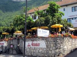 Hotel Restaurant - Acacias Bellevue, Veyrier-du-Lac