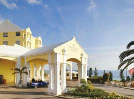Elbow Beach Bermuda, Mount Pleasant