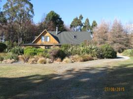 Wairau Pass B&B, Saint Arnaud