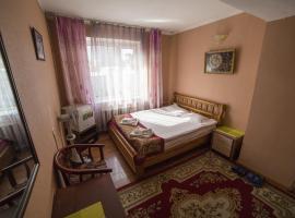 Danista Nomads Tour Hostel, Oulan-Bator