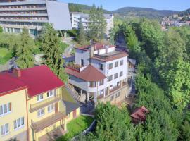Pensjonat Urocza, Kahlberg