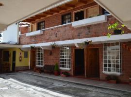 Posada Don Teco, Quetzaltenango