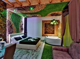 Suite Paradise, Rome