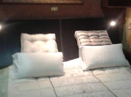 Dreaming Two-Bedroom Apartment Kasr El Nil, 开罗