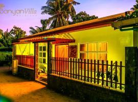 Banyan Villa Maldives Dhangethi, Dhangethi