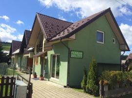 Penzion Zelený Dom, Vitanová