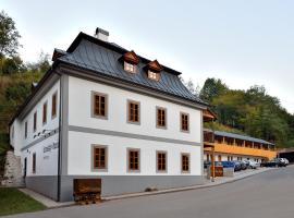 Penzión Banský dom, Banská Štiavnica