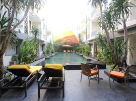 ZEN Rooms Legian Dewi Sri, 勒吉安
