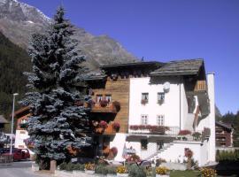 Berggruss, Saas-Grund