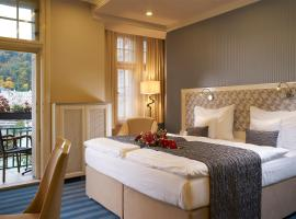 Luxury Spa Hotel Atlantic Palace, Карловы Вары