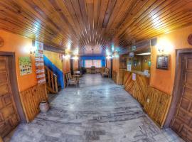 Hotel La Posada Santa Cruz, Creel