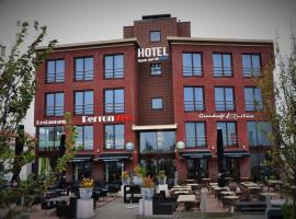 Hotel Rauw aan de Kade, IJmuiden