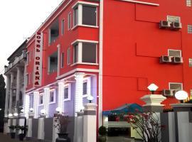 Hotel Oriana, Yangon