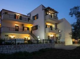Thalami Apartment, Almirída