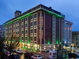 Alrazi Hotel, Istanbul