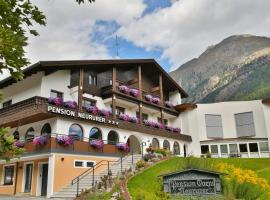 Pension Neururer, Sölden