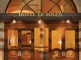 Executive Hotel Le Soleil New York, Нью-Йорк