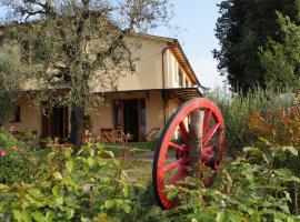 Agriturismo Il Paretaio, San Miniato