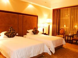 Thankyou Express Hotel Binzhou Bohai 5th Road Branch, 滨州